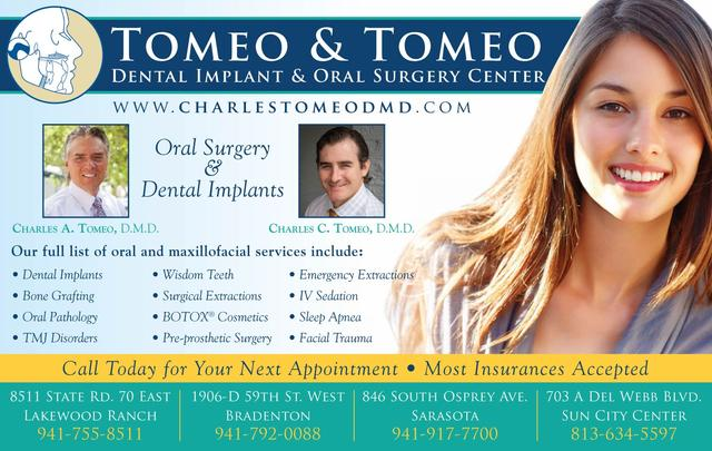 Dr Tomeo Tomeo Oral Surgery Our Towns Finest