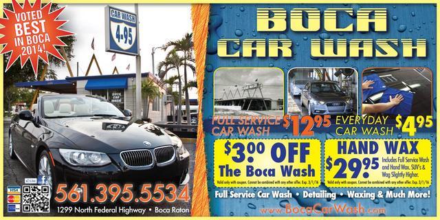 Car Wash Boca Raton >> Boca Car Wash Our Towns Finest