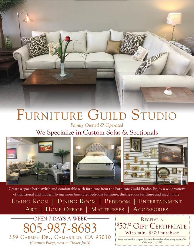 Address  359 Carmen Dr  Camarillo CA 93010  GPS  34 2196737   119 0531255   Telephone  805 987 8683. Furniture Guild Studio   Our Towns Finest